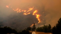 Quiz - Scientists Say Hotter Weather Worsens Wildfire in Western US