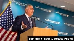 سخنرانی اخیر شاهزاده رضا پهلوی در انیستیتوی واشنگتن در پایتخت آمریکا
