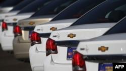 Kompanitë amerikane të prodhimit të makinave rritën ndjeshëm shitjet gjatë 2011-ës