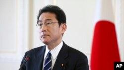 기시다 후미오 일본 외무상. (자료사진)