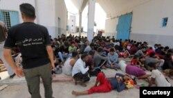 Bangladeshi Refugees in Tunisia