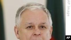폴란드 대통령 사망에 애도 물결 이어져