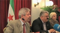 Syrian Opposition Needs Unity But Continues to Splinter