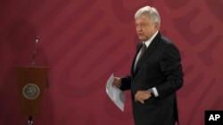 El presidente de México, Andrés Manuel López Obrador, anunciará un acuerdo con EE.UU. para inversiones en Centroamérica.