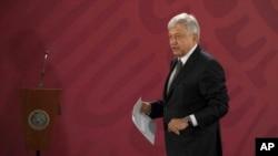 El presidente Andrés Manuel López Obrador aseguró que no está satisfecho con la propuesta de ley aprobada.
