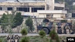Los enfrentamientos con las milicias del Talibán por parte de fuerzas de la OTAN y de Afganistán se han incrementado.