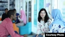 Bahasa Indonesia semakin menarik minat mahasiswa asing. (Foto courtesy: Humas UGM/ilustrasi). Survei PPIM UIN Jakarta mendapati 30,16 mahasiswa memiliki sikap toleransi beragama rendah.