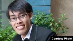 Nguyễn Trí Dũng, con trai blogger Điếu Cày.
