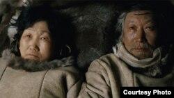 «Ага». Кадр из фильма.