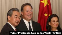 Esta es la segunda embajada de China en un país centroamericano.