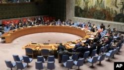 Dewan Keamanan PBB mengadakan pertemuan darurat untuk membahas uji coba nuklir Korut, hari Senin (4/9).