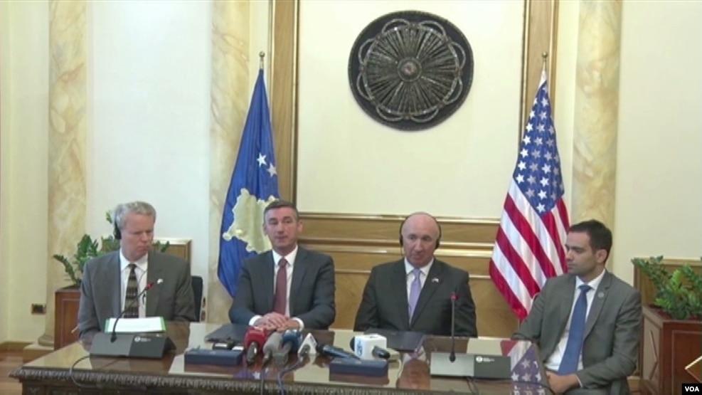 Investime amerikane në Kosovë