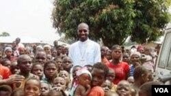 Arcebispo do Saurimo e porta voz da CEAST Dom José Manuel Imbamba,