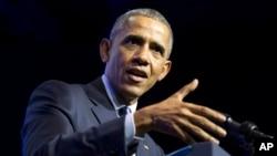 Presiden Amerika Serikat, Barack Obama (Foto: dok).
