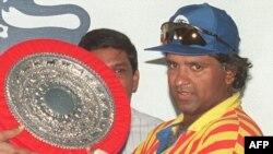 سری لنکن کرکٹ ٹیم کے سابق کپتان راناٹنگا