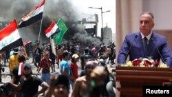 د عراق نوی وزیر اعظم مصطفی الکاظمي حکم وکړ چې مظاهره چیان دې له قیده آزاد شي