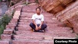 河北石家庄村民贾敬龙 (网络图片)