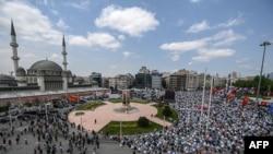 Masjidni Prezident Erdog'an ochib berdi