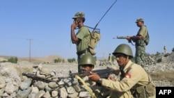 Binh sĩ Pakistan tại khu vực Bắc Waziristan đầy bất ổn