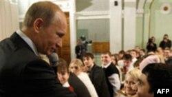 Putin pro ndryshimit të sistemit politik rus
