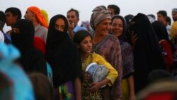 More Humanitarian Aid for Iraqis
