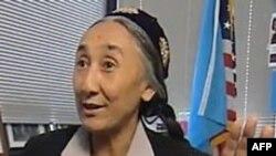 Robiya Qodir: Uyg'urlar madadingizga muhtoj