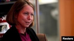The New York Times secara tiba-tiba memecat redaktur eksekutif Jill Abramson (foto: dok).