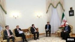 وزیر اقتصاد و انرژی آلمان پیشتر نیز به تهران سفر کرده بود.