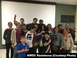 NWDC Resistance supports better treatment and conditions for immigrants in detention center and fight to stop to all deportations.