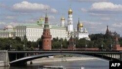 Москва. Кремль (архивное фото)
