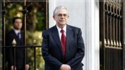 نخست وزير موقت يونان برگزيده شد