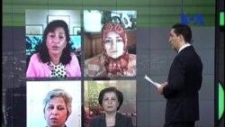 افق ۲۸ مه: انتخابات: رای زنان