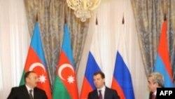 İyunda Azərbaycan, Rusiya və Ermənistan prezidentləri görüşəcək