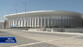 Brazili përgatitet për Olimpiket