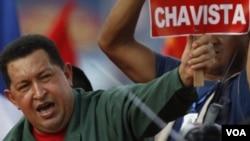 Chávez expresó que las relaciones con Colombia van por buen camino desde que se retomaran las relaciones diplomáticas.