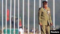 د پاکستان د پوځ مشر جنرال قمر جاوېد باجوه