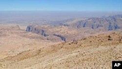 La valée du Rift en Mauritanie.