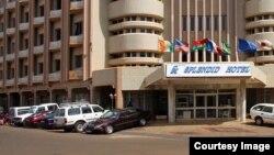 L'hôtel Splendid à Ouagadougou
