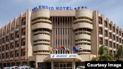 Hotel Splendid in Ouagadougou
