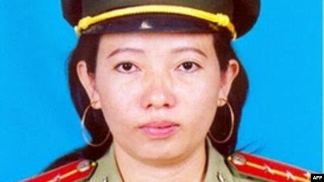 Blogger Tạ Phong Tần, cựu đảng viên đảng Cộng sản Việt Nam