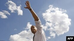Barak Obama prezidentlikka kelganiga uch yil bo'ldi