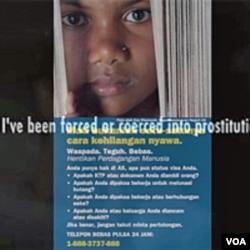 SAD: Novi program borbe protiv trgovine ljudima