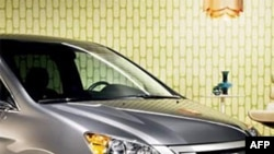 Honda Odyssey một trong 2 loại xe được thu hồi