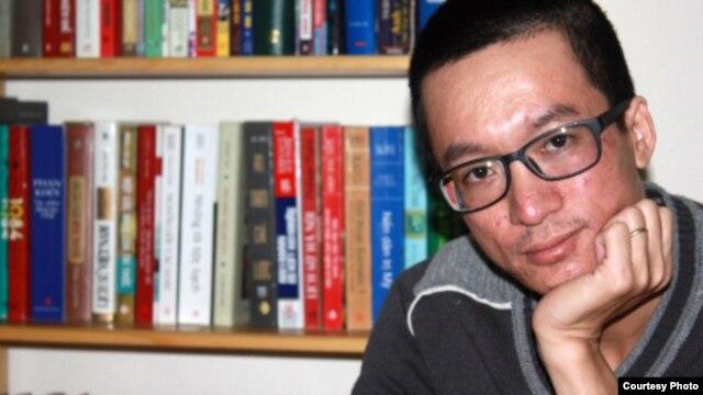 Ký giả Nguyễn Đắc Kiên