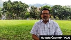 Venezuela Halk Araştırmaları Merkezi Direktörü Alexander Campos