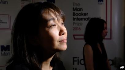 South Korean Han Kang Wins Important Writing Prize