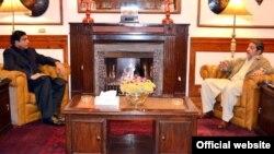 وزیر اعظم اور گورنر بلوچستان ذوالفقار مگسی