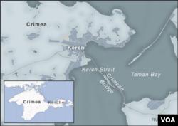 Kerç, Krım