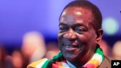 Mutungamiri wenyika, VaEmmrson Mnangagwa