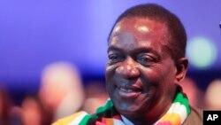 Shugaban Zimbabwe, EMMERSON MUNGAGWA